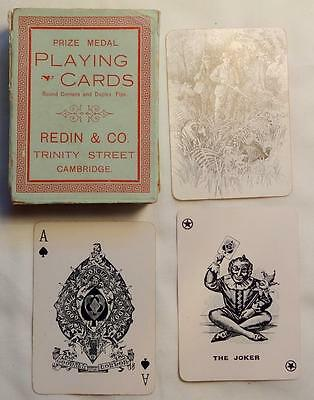 Antique Playing Cards - Goodall And Son London