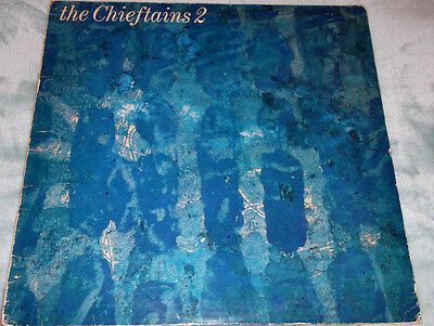 THE CHIEFTAINS 2 - Island Records  1969 vinyl LP