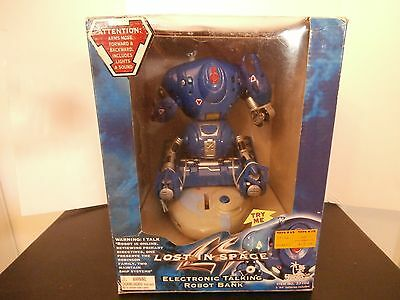 Lost In Space Electronic Talking Robot Bank New In Box FREE SHIPPING