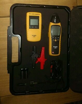 Ethos 4700 cable fault  locator break finder tracer like fluke snap on