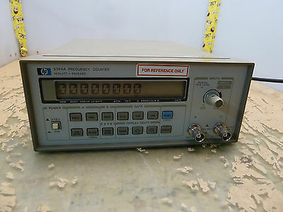 HP 5384A frequency counter 10Hz-225MHz (9-B)