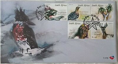 South Africa Stamps, First Day Cover, The Rugged Beauty of the Richtersveld