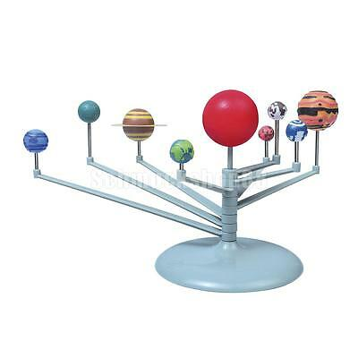 Glow In The Dark Kids Educational Solar System Learning Mobile Science Toy