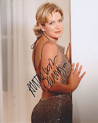 Penny Smith HAND SIGNED 8x10 Photo Autograph, GMTV Presenter
