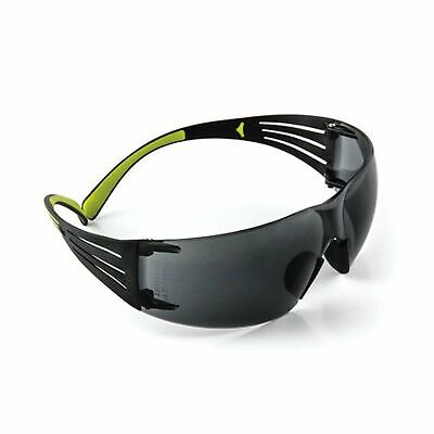 3M Safety Glasses Grey SecureFit 400 Series (10 pairs)