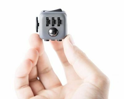 New Fidget Cube Toy Christmas Gift ! Anxiety Attention Stress Relief For Adults