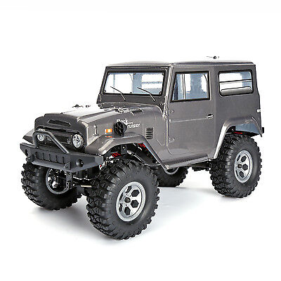 HOT-Sale 1/10 Scale Electric 4wd Off Road ​Rc Rock Climbing Crawler Car Toy Gift