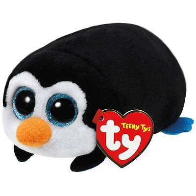 Teeny Ty - Pocket Beanie Babies Penguin Soft Toy TY42141 New with tags