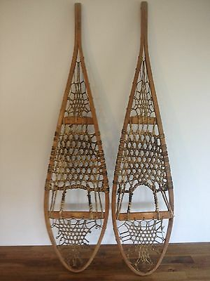Vintage Timber Snow Shoes [Canadian]