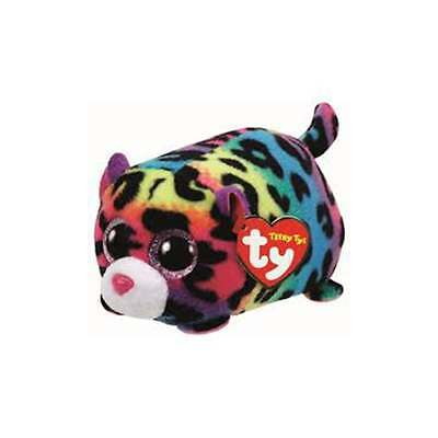 Teeny Jack - Jelly Beanie Babies Leopard Soft Toy TY42163 New with tags