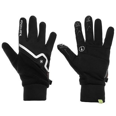 Karrimor Ladies Xlite Thermal Running Gloves Warm Jogging Sport Accessory