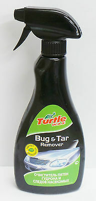 Turtle Wax Bug & Tar Stain Remover x 6 (500 ML) Insect & Tree Sap Cleaner - NEW