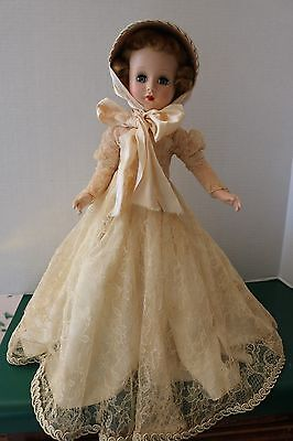 "Vintage Nancy Ann Style Show ""Demure Miss"" #1903 Doll 17"""