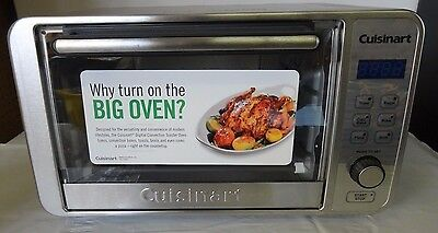 New Cuisinart Digital Convection Toaster Oven