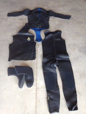 Complete Pre-owned Wetsuit