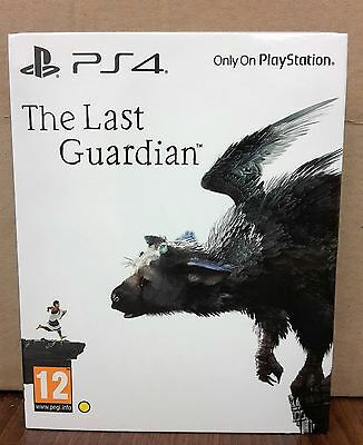 The Last Guardian Special Edition (PS4)  BRAND NEW AND SEALED - QUICK DISPATCH
