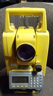 Topcon GTS-255 Total Station (5-Second)
