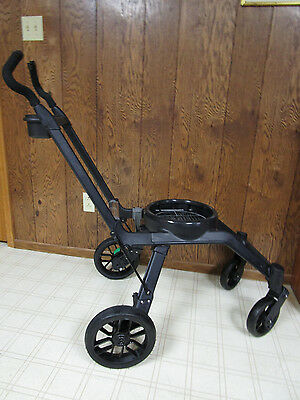 Orbit Baby G3 Black Stroller Base With Manual   Very Lightly Used