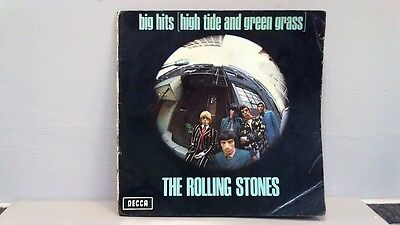 The Rolling Stones - Big Hits, High Tide and Green Grass Vinyl