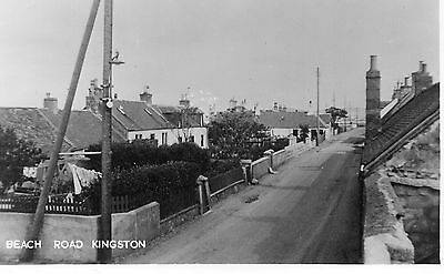 Morayshire - Kingston - Beach Road.