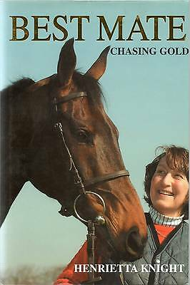 """""""BEST MATE - CHASING GOLD"""" by HENRIATTA KNIGHT 2003 1st ed."""