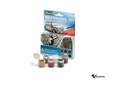 Revell 39066 Weathering Set (6 Pigmente)