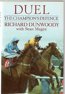 """""""DUEL - THE CHAMPION'S DEFENCE"""" RICHARD DUNWOODY with SEAN MAGEE"""