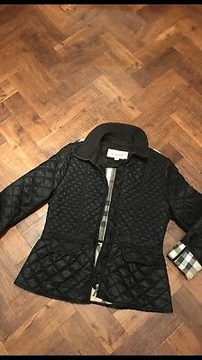 Girls Burberry Coat Age 12