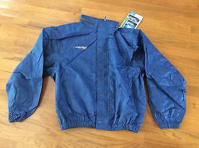 FROGG TOGGS OUTERWEAR CLASSIC PRO ADVANTAGE SUIT  BLUE SMALL   Brand new