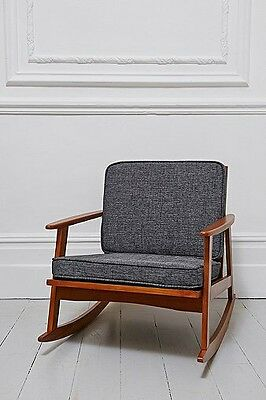 Mid Century Rocking Chair Urban Outfitters