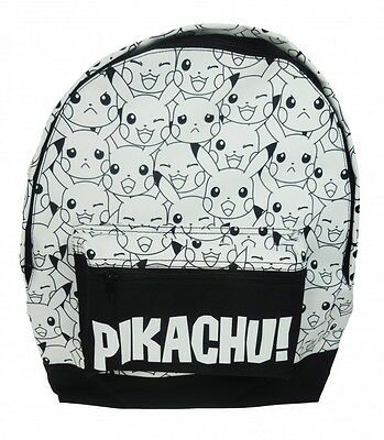 Official Licensed Product Pokemon Roxy Backpack Pikachu School Bag App Gift New