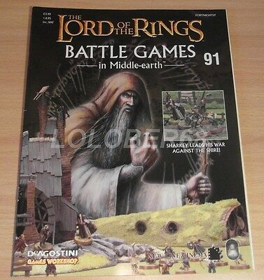 LORD OF THE RINGS Battle Games in Middle-earth Magazine Issue 91