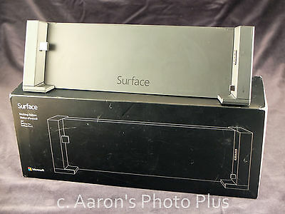 Microsoft Surface Docking Station for Surfare Pro 2 or Pro #1617 w Box -no adptr