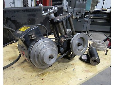 Dumore Grinder No.1 Versa Mill Southbend Lathe Attachment Machinist Tool