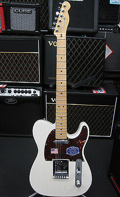 Fender American Deluxe Telecaster Electric Guitar with Hard Case