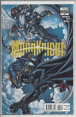 Vengeance Of The Moon Knight #10 2Nd Printing Variant Marvel Comics!