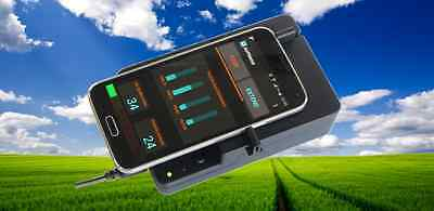 AirPMeter Micro-Imaging Smog/Dust Air Quality Detector Monitor for Smartphone