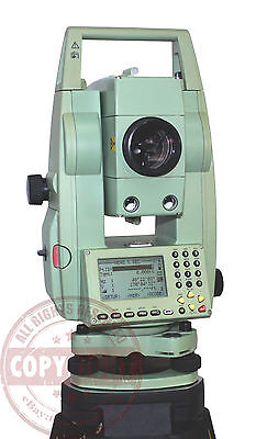 Leica Tcr703 Auto Prismless Surveying Total Station,topcon,trimble,sokkia,tps