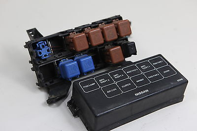 1998-2001 Nissan Altima OEM Complete Fuse Box w/ Relay Switches 7124-6529