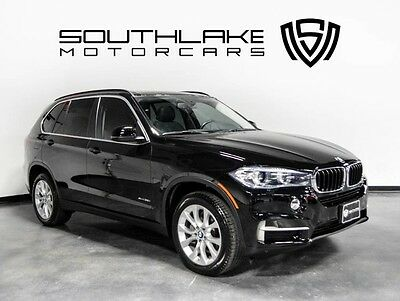 2016 BMW X5  16 BMW X5 xDrive35i-Black/Black-Rearview Camera-1Owner-Clean Carfax-Immaculate!