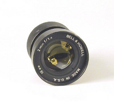 Bell  Howell 16Mm 2 Inch F1.6 Projection Lens
