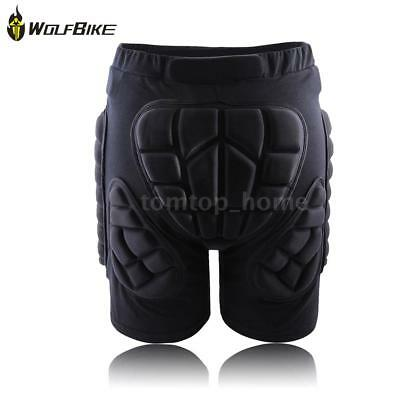 Protective Hip Pad Padded Shorts Skiing Skating Snowboarding Protection Gear