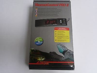Lucky Reptile Thermo Control Pro II,  Digitaler Thermostat Neu & OVP
