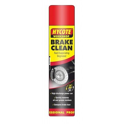 Hycote Brake Disc & Clutch Cleaner Spray Aerosol 600 Ml - Xuk975