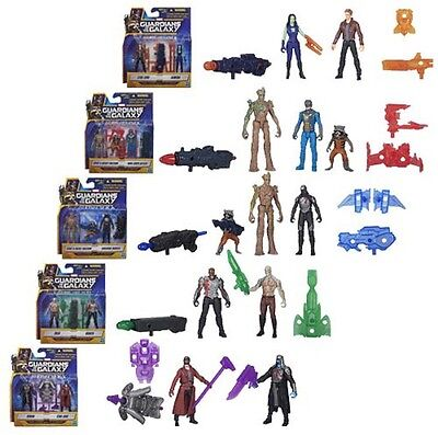 Guardians of the galaxy, Complete set brandnew in the package