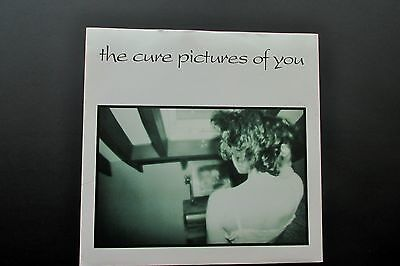 "THE CURE Pictures Of You 1990 UK 12"" VINYL SINGLE IN PICTURE SLEEVE FICXA 34"