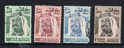 Bahrain used stamps, 1976 SG241/244, used
