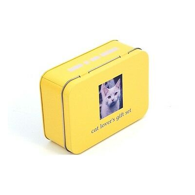 Apples to Pears Cat Lover's Gift In A Tin