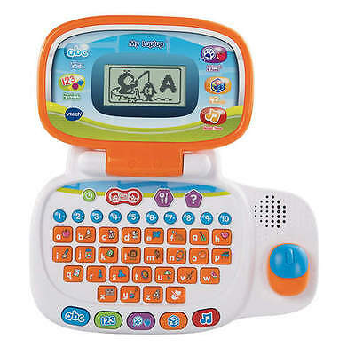 Vtech My laptop 30 Learning Activities 40 Melodies 3-6 Years