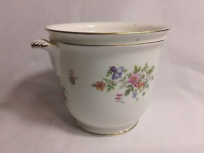 Marlow Founded Minton vase/pot - bone fine china - excellent condition - detail